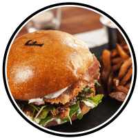 Burger | Factory Bistro